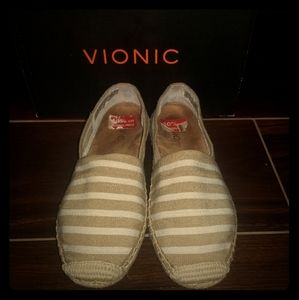 Espadrille Flat Loafers